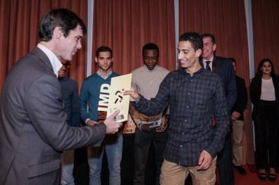 Ganador absoluto Circuito Sevilla10 2019