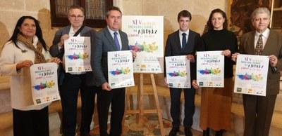 Presentación en el Ayuntamiento del Abierto Internacional de Ajedrez Ciudad de Sevilla