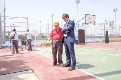 El Ayuntamiento culmina un programa de mejoras y reformas en 13 instalaciones con una inversión superior a los 350.000 euros