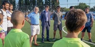 El Ayuntamiento impulsa más de 600 Escuelas Deportivas Municipales 20-21 con más de un millón de euros
