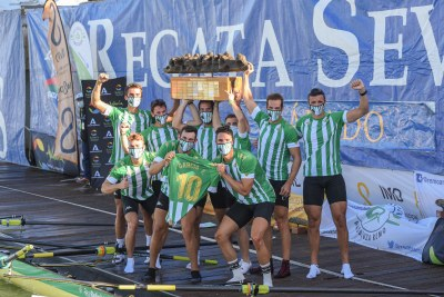El Betis prolonga su racha de victorias en la Regata Sevilla Betis