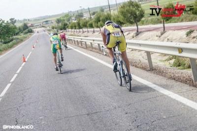 La ruta de 93 km en bicicleta partirá desde la Isla de la Cartuja.