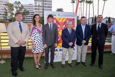 Presentación de la 57 Copa Sevilla Challenger de Tenis.