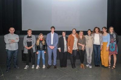 El Teatro Alameda acoge el estreno del documental 'Guerreras invisibles en el deporte'