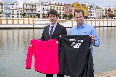 El Zurich Maratón de Sevilla celebrará con una edición de oro su XXXV aniversario