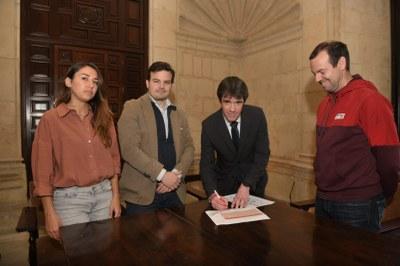 La empresa Ecoterrae realizará el cálculo de la huella de carbono del Zurich Maratón Sevilla 2020, para su compensación.