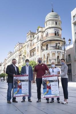 Presentación de la II Reunión de Lanzamientos Ciudad de Sevilla.