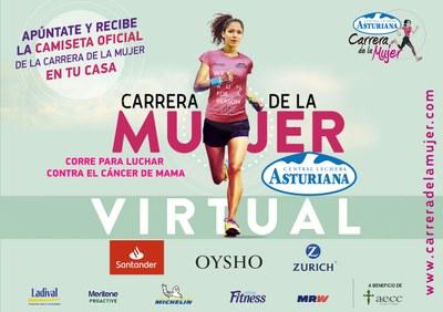 La Marea Rosa de la Carrera de la Mujer se une en Sevilla el lunes 19 de octubre al #AdelántateAlCáncer en el Día Internacional de la Lucha contra el Cáncer de Mama.