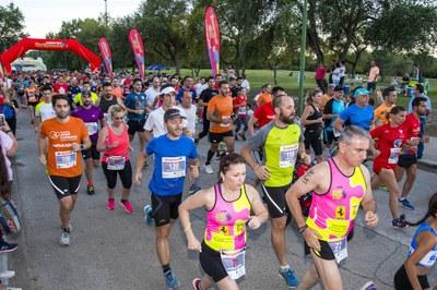 La Nocturna del Alamillo será la primera carrera popular de Sevilla en 2021