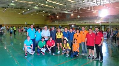 Olimpiada Escolar del distrito Este-Alcosa-Torreblanca