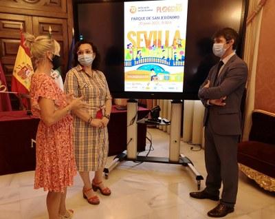 Sevilla acoge el próximo domingo la Nationale-Nederlanden Plogging Tour, la primera gira de deporte y compromiso con la ecología de Europa