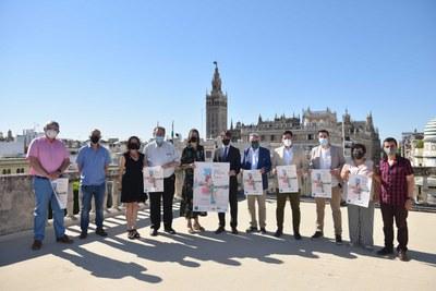 Sevilla acoge el XLVI Open de Ajedrez que por primera vez programa competiciones cerradas de grandes maestros