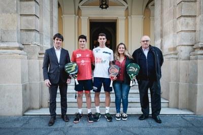 Sevilla concita a los 336 mejores jugadores en el Campeonato de Selecciones Provinciales de Menores y el Máster de Andalucía de Pádel