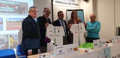 El CEDIFA acogió la presentación del V Festival de Fútbol Otras Capacidades