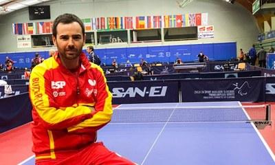 Álvaro Valera, seis veces campeón de Europa y Premio Torre del Oro Masculino en la Fiesta del Deporte 2017